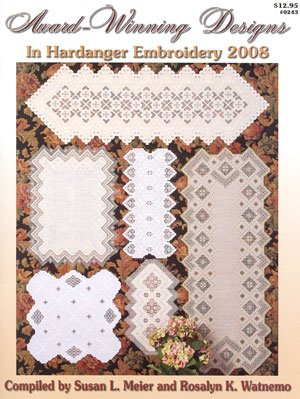 Award Winning Designs In Hardanger Embroidery 2008 - (243) - Click Image to Close